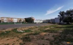 Общежитие для павлодарского вуза на территории школы превращается в долгострой