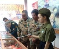 В Павлодаре открыта экспозиция, посвященная 28-годовщине вывода советских войск из Афганистана
