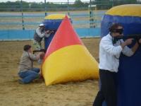 III открытый городской турнир по спортивному лазертагу
