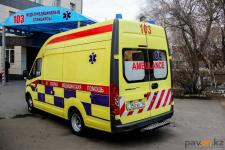 О напряженной работе санавиации в первые дни сентября рассказали в пресс-службе скорой помощи