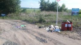 Отдыхающие на природе павлодарцы постепенно привыкают к необходимости убирать за собой мусор