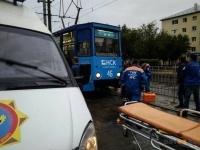 Трамвай с неисправным спидометром может выходить на линию