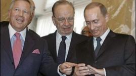 Владимира Путина обвинили в краже дорогого перстня