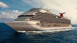 Китаянка выпала из круизного лайнера и 38 часов провела на плаву в море