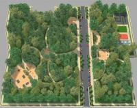 Парк Гагарина изменится уже в этом году