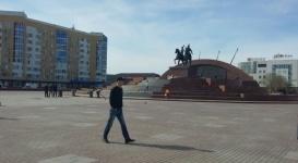 После встречи с акимом области жители Атырау покинули центральную площадь