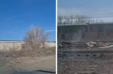 Несанкционированный полигон отходов устроили в Павлодаре