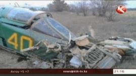 Скандал с аварией МиГ-27 в Алматинской области получил продолжение