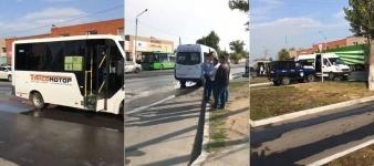 Стрелок по маршруткам получил второй административный арест и еще один штраф