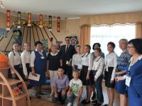 Республиканский совет по защите прав детей высоко оценил работу экибастузского центра поддержки детей