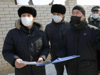 Аким Павлодарской области задался вопросом улучшения качества жилищного строительства
