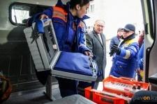 Павлодарские врачи скорой помощи удивили канадского коллегу уровнем оказания медицинской помощи