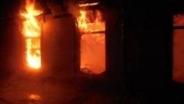 Молодой человек погиб при пожаре в Павлодарской области