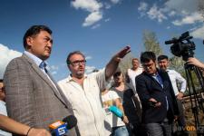 Поиском причины подтопления Второго Павлодара занимается специальная рабочая группа