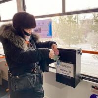Проверить на порядочность пассажиров трамваев решили в Павлодаре