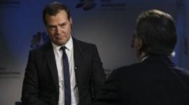 Медведев нашел у Обамы признаки психического расстройства