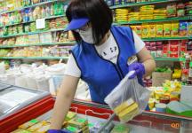 Павлодарские цены на социально значимые продукты оказались ниже, чем в среднем по стране