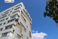 Ремонт печально известного дома по улице Майры в Павлодаре опять могут отложить?