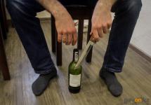 В Прииртышье большинство преступлений на бытовой почве совершаются безработными и пьяными гражданами