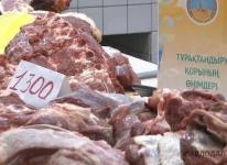 Говядину из стабфонда начали реализовывать в Павлодаре