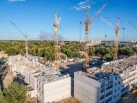 В Павлодаре на месте старого микрорайона одновременно развернется строительство 15 многоэтажек