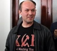 Активист, закидавший яйцами министра, проведет за решеткой 7 суток