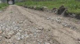 В Китае два жулика украли дорогу