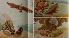 Сцены насилия в детской книжке вызвали негодование казахстанцев