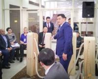 Булат Бакауов показал, как нужно огораживать сакральные места в Павлодарской области