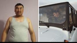 """Полицейские закрыли дело об """"избиении"""" инвалида в Павлодарской области"""