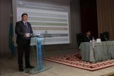 Аким Павлодара назвал строительство центрального водопровода в поселке Ленинский одной из главных своих задач