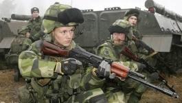 В Швеции мужчин и женщин обяжут служить в армии