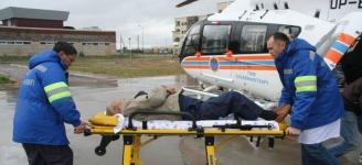 Больше 130 жителей Прииртышья в прошлом году воспользовались услугами санавиации