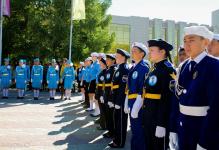 Шестнадцатый областной слет юных инспекторов дорожного движения прошел в Павлодаре