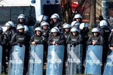 В Польше вспыхнули массовые беспорядки