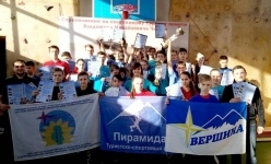 Павлодарские скалолазы стали лучшими в Республике Казахстан