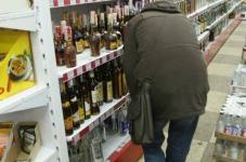 Молодой павлодарец похитил из магазина бутылку виски