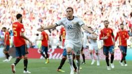 Сборная России обыграла испанцев и вышла в 1/4 финала чемпионата мира