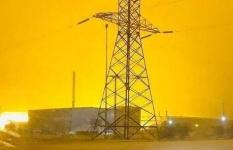 Загадочное желтое свечение на востоке Павлодара объяснили специалисты