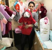 Павлодарцев призывают брать пример с предпринимательницы, открывшей цех по производству одежды для малышей