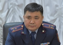 Департамент полиции Павлодарской области возглавил полковник Масимов