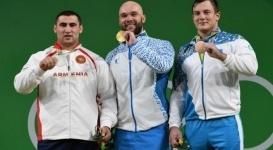 Штангист Зайчиков принес десятую медаль Казахстану на Олимпиаде в Рио