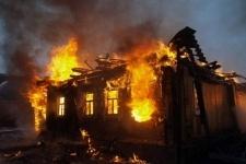 В Павлодаре на пожаре серьезно пострадал 68-летний пенсионер