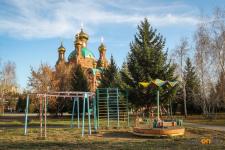 Более 300 миллионов тенге выделяется на капитальный ремонт сквера возле Благовещенского собора в Павлодаре