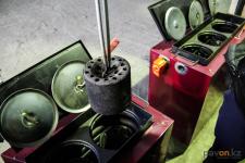 В Павлодаре открылся минизавод брикетированного угля