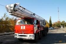 Павлодарские пожарные получили новую спасательную технику