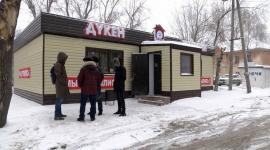 Городской акимат попросил время, чтобы разобраться в проблеме строительства магазинов на месте демонтированных газгольдеров