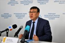 Руководителя департамента госдоходов по Павлодарской области задержали по подозрению в получении взятки. Опять