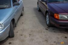 Два угнанных автомобиля обнаружили полицейские в Павлодаре