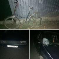 Пьяный сельчанин в Павлодарском районе сбил отца с дочкой